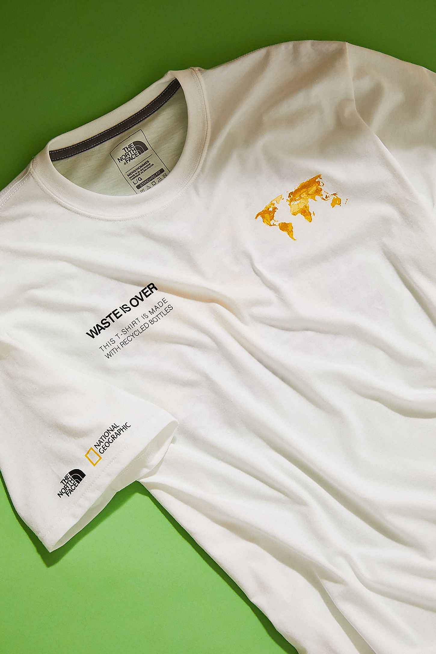 new concept d5276 3fc93 The North Face X National Geographic UO Exclusive Find The Source Tee