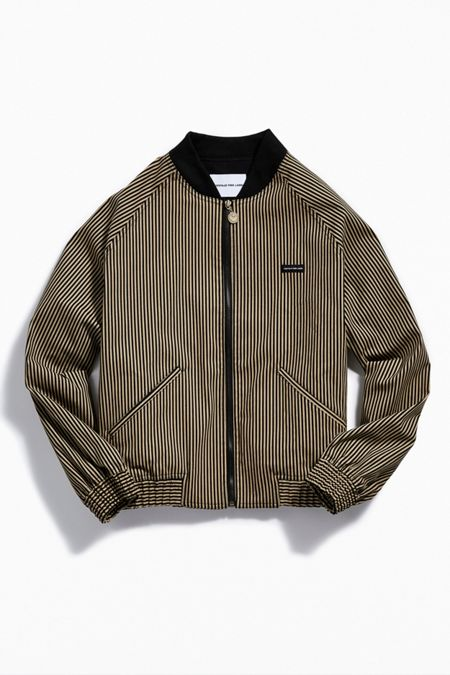 577ac0646 Men's Bomber Jackets: Slim Fit + Lined | Urban Outfitters