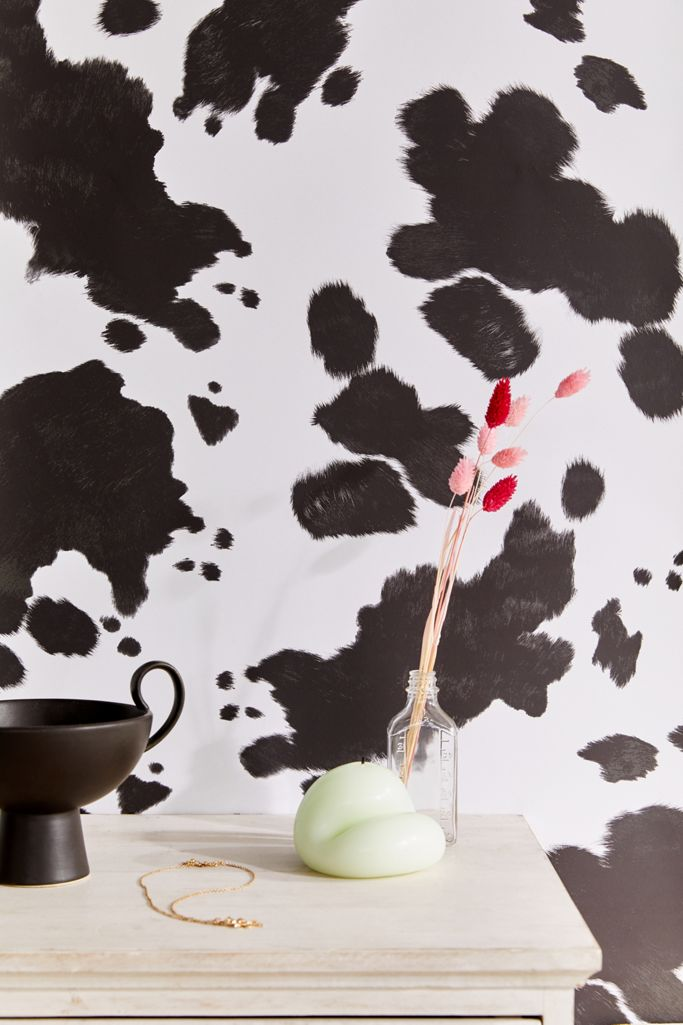 Cow Removable Wallpaper Urban Outfitters