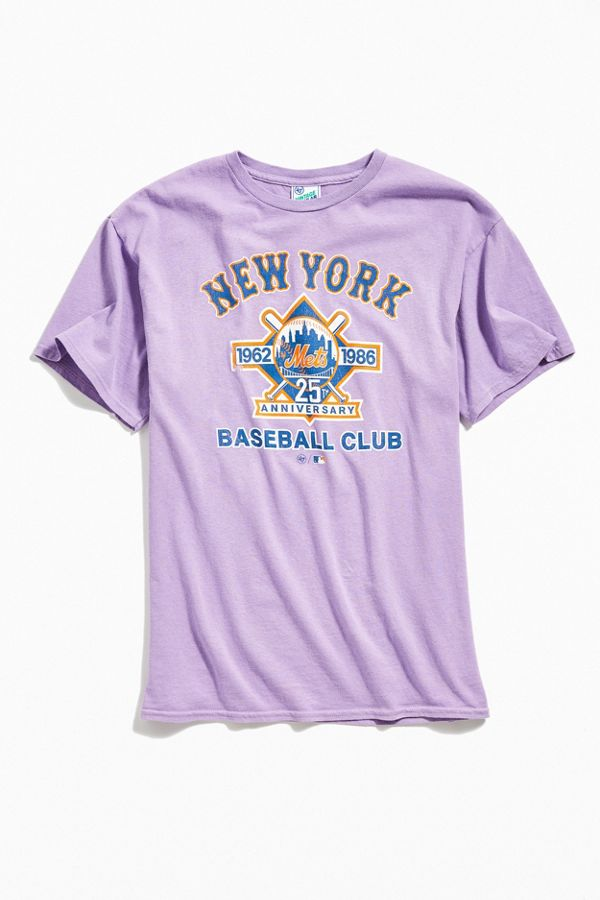 . 47 UO Exclusive New York Mets 25th Anniversary Tee