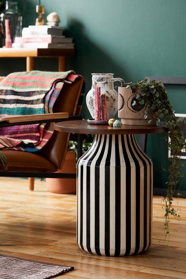 Bandera Side Table by Urban Outfitters
