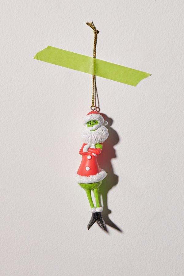 Christmas Grinch.Grinch Christmas Ornament