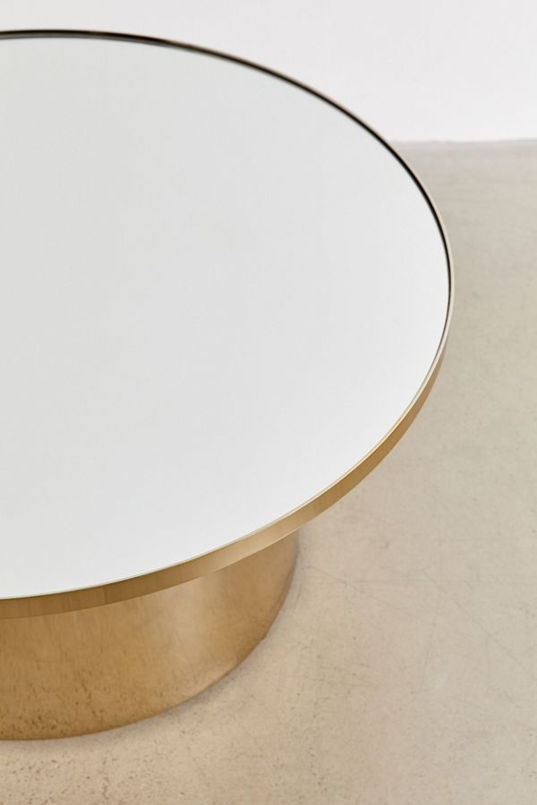 Excellent Remi Mirrored Coffee Table Beatyapartments Chair Design Images Beatyapartmentscom