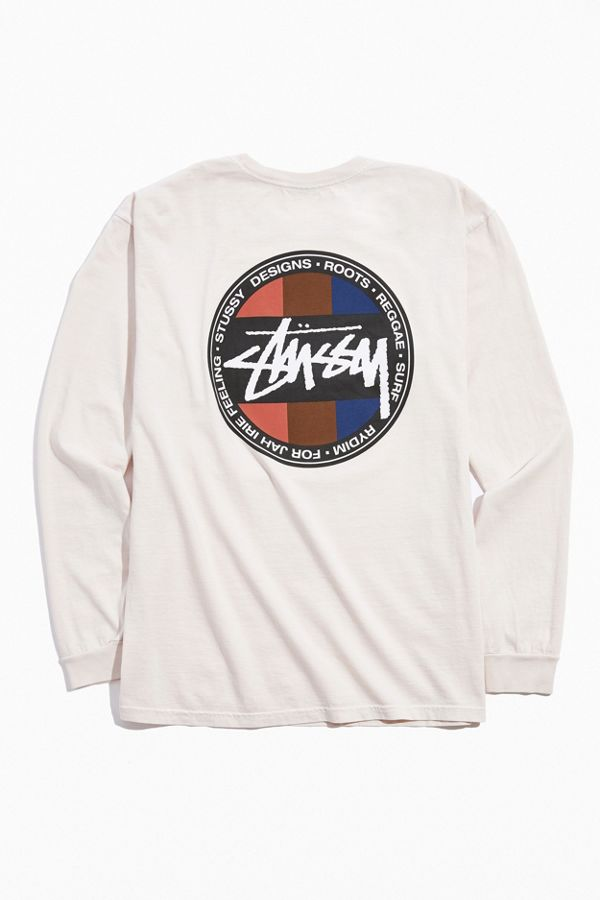 Stussy Surf Dot Pigment Dye Tee by Stussy