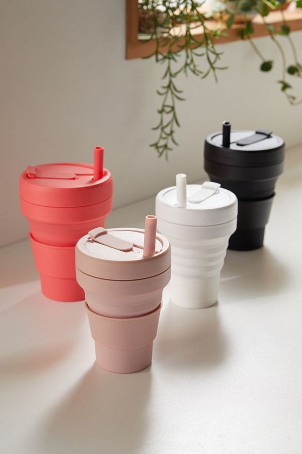 Stojo 24 Oz Collapsible Coffee Cup by Stojo