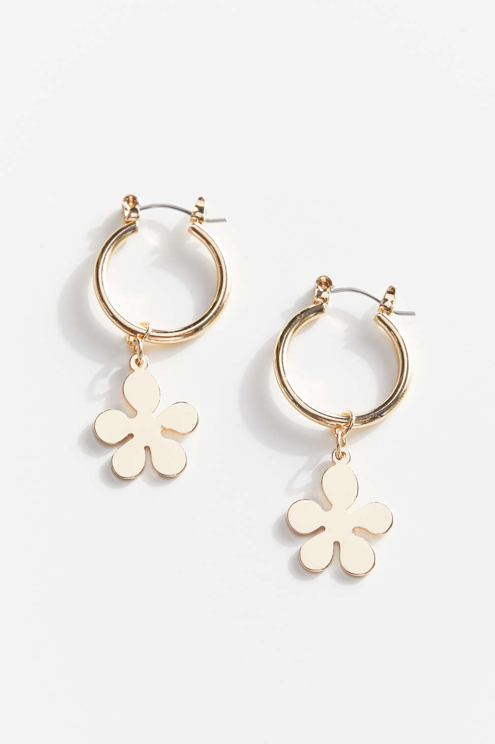 Lola Charm Hoop Earring by Urban Outfitters