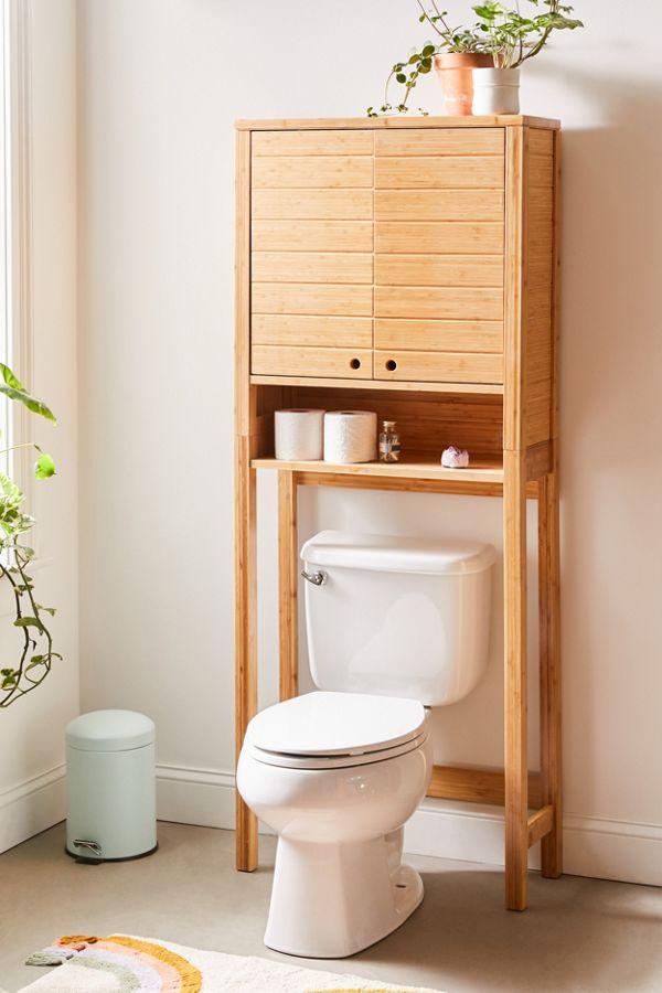 Pleasant Silvia Bamboo Over The Toilet Storage Shelf Spiritservingveterans Wood Chair Design Ideas Spiritservingveteransorg