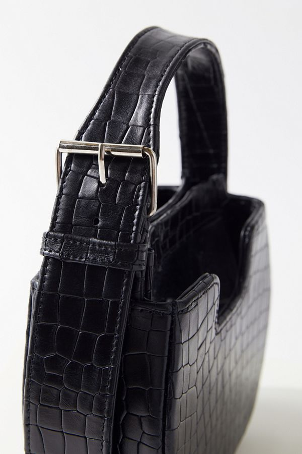 Slide View: 2: Alfeya Valrina Crocodile Joe Joe Handbag