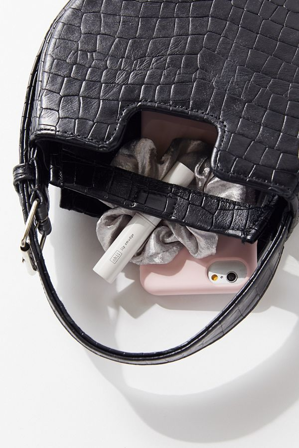 Slide View: 3: Alfeya Valrina Crocodile Joe Joe Handbag