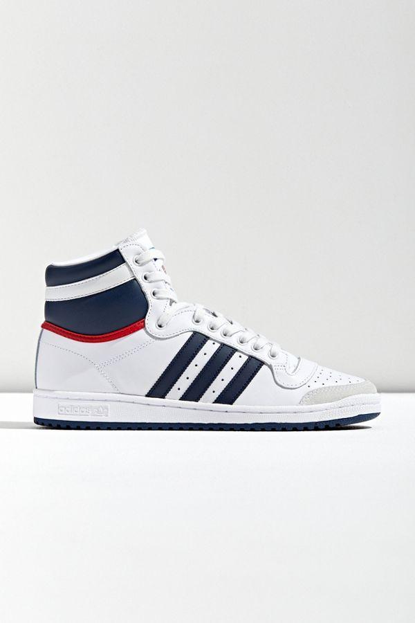 Adidas Top Ten Hi Sneaker by Adidas