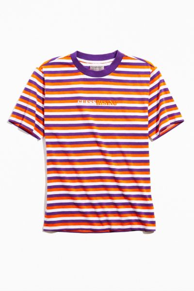 GUESS X 88Rising Stripe Tee | Urban Outfitters