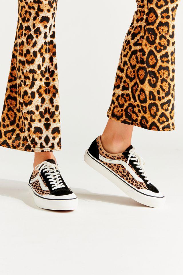 vans leopardo