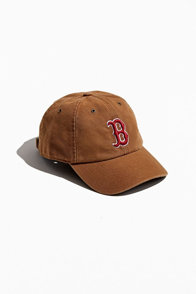 47 x carhartt boston red sox baseball hat urban outfitters