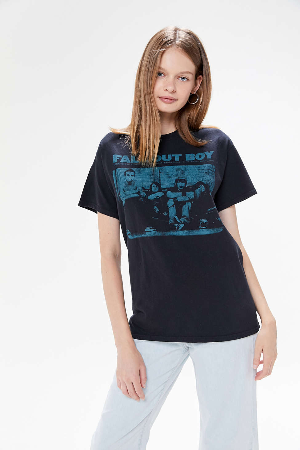 Fall Out Boy Take This To Your Grave Tee by Urban Outfitters