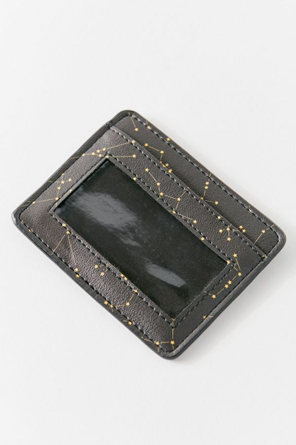 Zodiac Card Case by Urban Outfitters