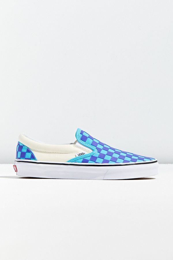 Vans Slip On Thermochrome Color Changing Checkerboard Sneaker by Vans