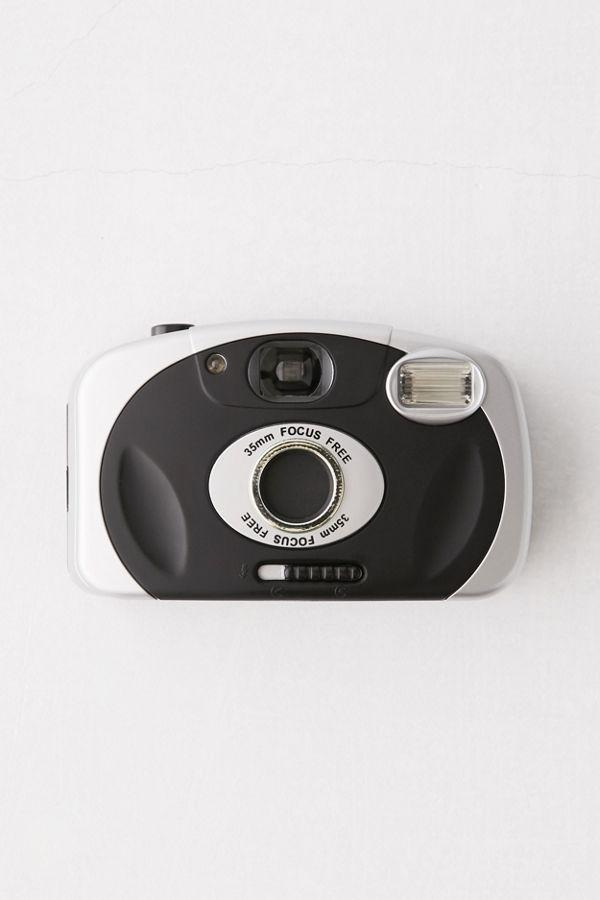 Ansco Silverback 35mm Camera