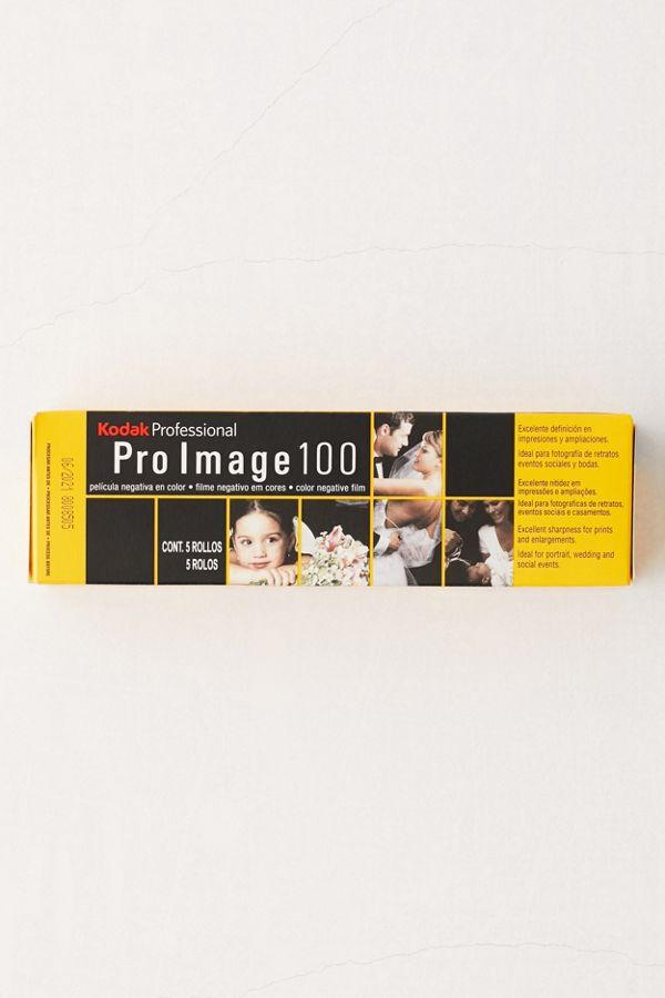 Kodak Pro Image 100 35mm Film 5-Pack