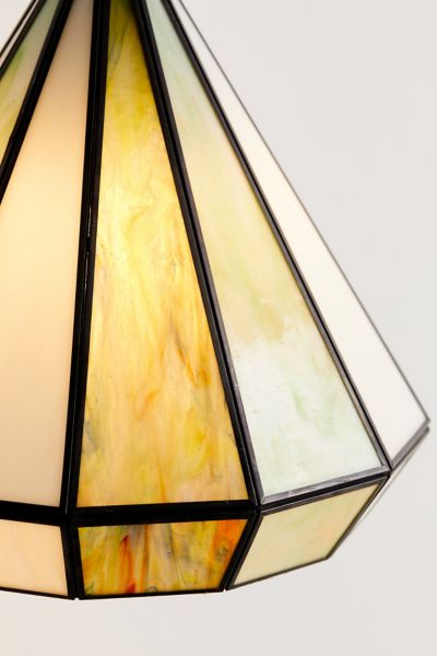 Gabriella Stained Glass Pendant Light Urban Outfitters Canada