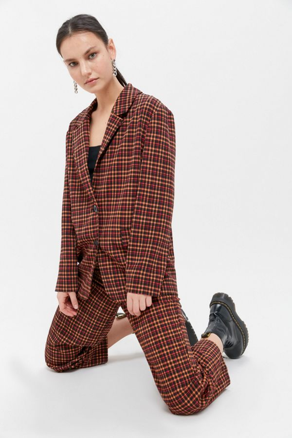 The Fifth Label Honors Checkered Blazer by The Fifth Label