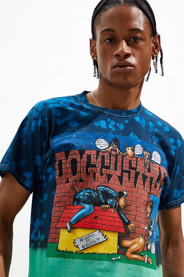 Snoop Dogg Multi Dye Tee Urban Outfitters Canada