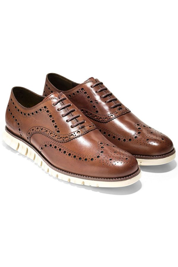 a755a03ffb82a9 Cole Haan ZeroGrand Wingtip Oxford | Urban Outfitters