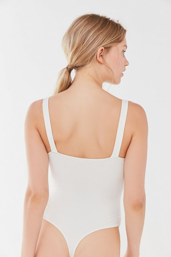 Out From Under Willow Square Neck Bodysuit by Out From Under