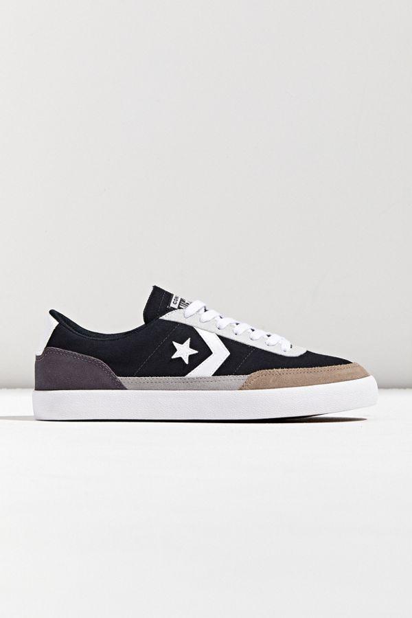 Converse Net Star Classic Suede Low Top Sneaker