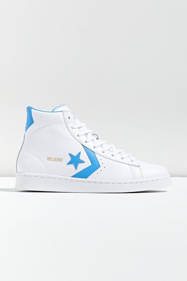 Sneaker mi-hauteur en cuir Pro Converse
