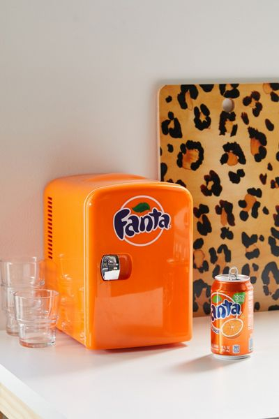 Soda Mini Fridge