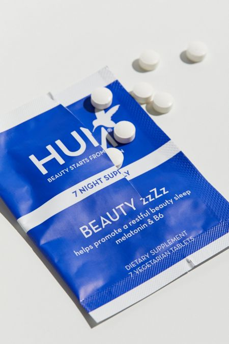 HUM Nutrition Beauty zzZz Supplement 7-Night Supply