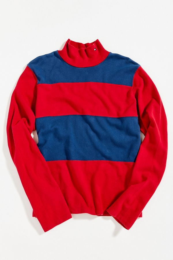 eb7961e60 Vintage Tommy Hilfiger Long Sleeve Turtleneck Top | Urban Outfitters