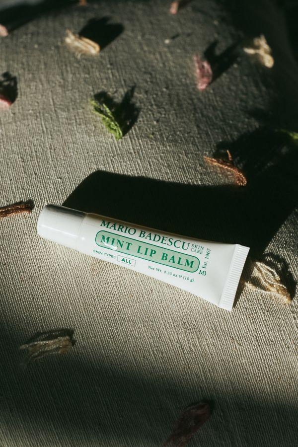 Mario Badescu Mint Lip Balm Squeeze Tube by Mario Badescu