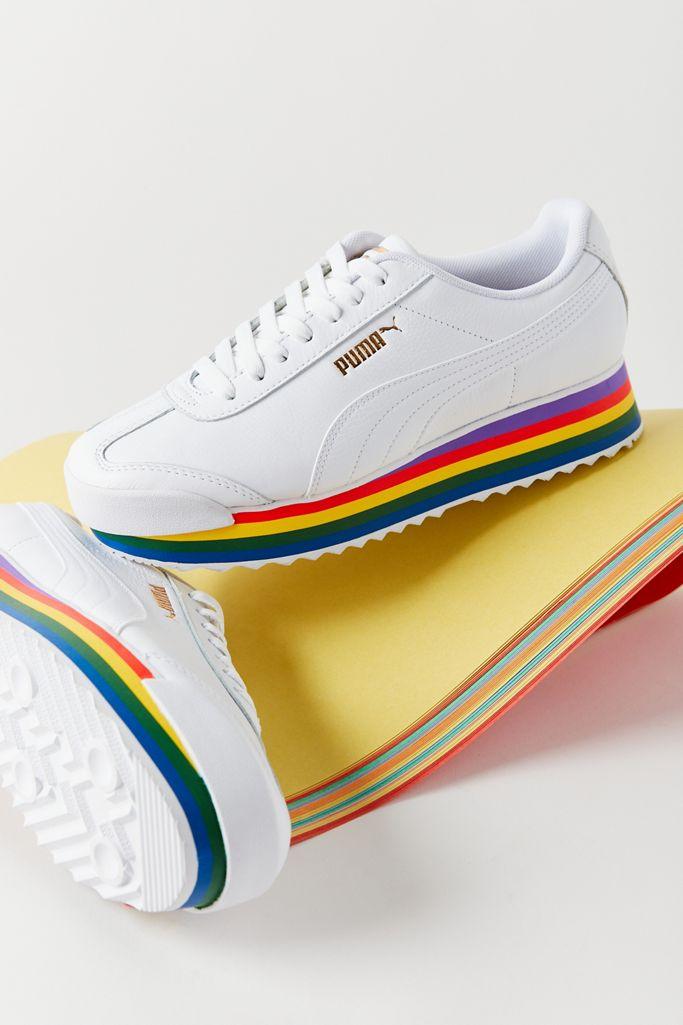 Puma Roma Amor Rainbow Sneaker