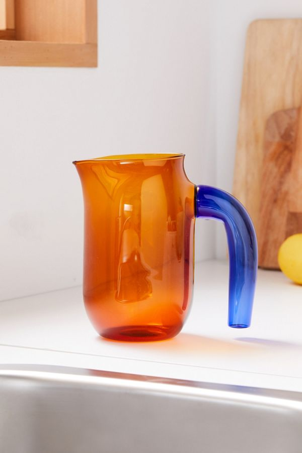 Hay Small Glass Jug by Hay
