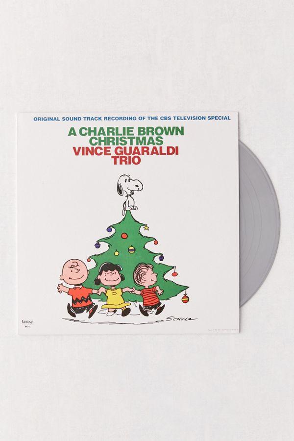Vince Guaraldi Christmas.Vince Guaraldi A Charlie Brown Christmas Limited Lp