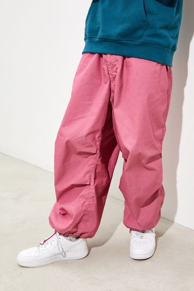 Urban Renewal Vintage Overdyed Baggy Wind Pant  by Urban Renewal