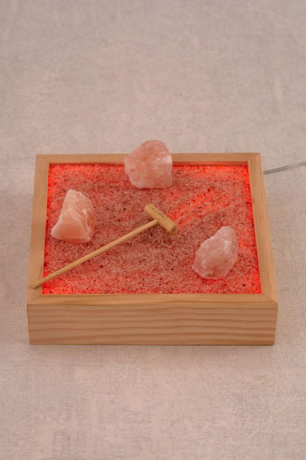 Brilliant Ideas Led Salt Zen Garden by Brilliant Ideas