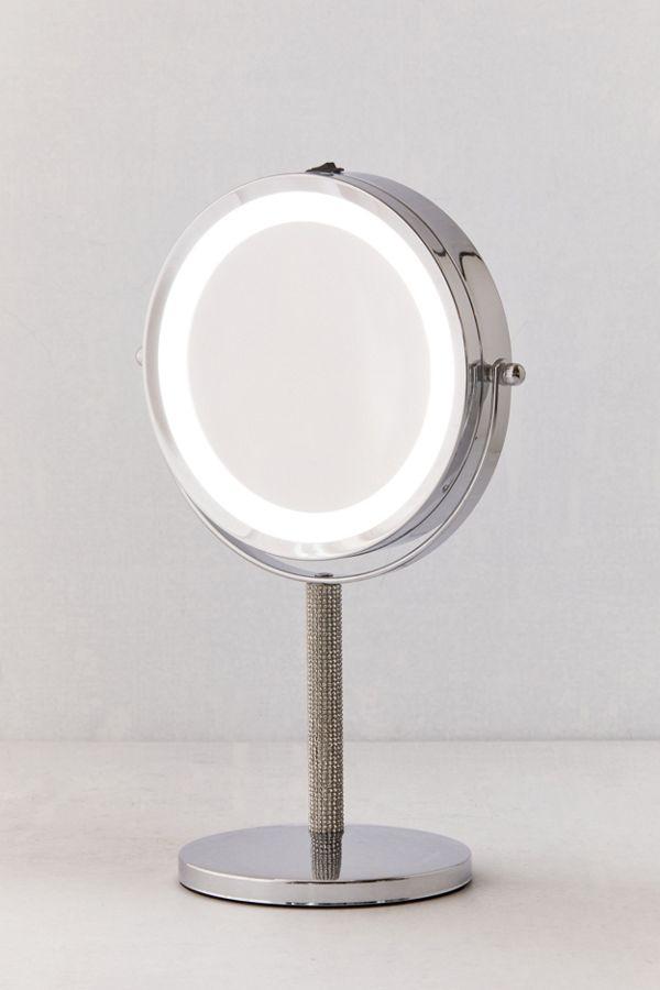 Vanity Mirror.Diamante Led Vanity Mirror