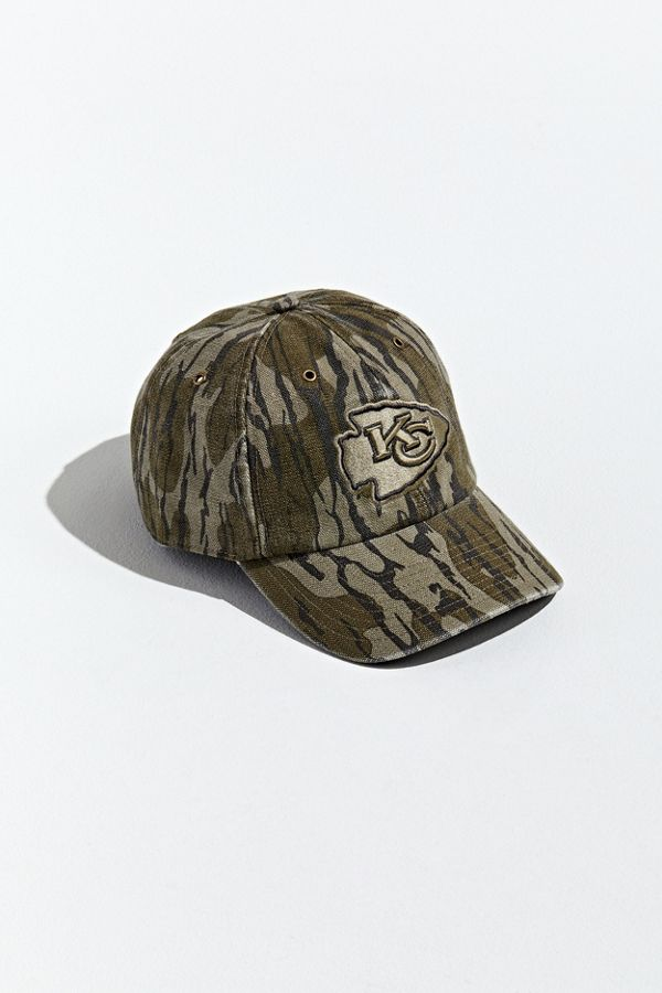 '47 X Carhartt Mossy Oak Kansas City Chiefs Baseball Hat by '47