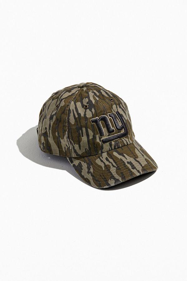 47 X Carhartt Mossy Oak New York Giants Baseball Hat
