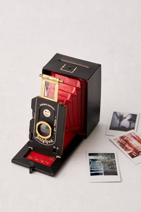 Jollylook Mini Instant Camera by Jollylook
