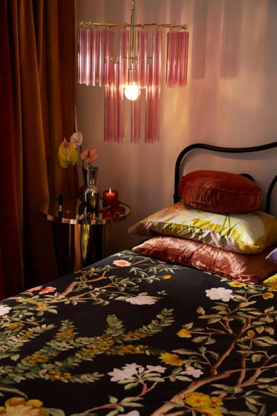 Picture of: Freya Boudoir Floral Duvet Cover Urban Outfitters