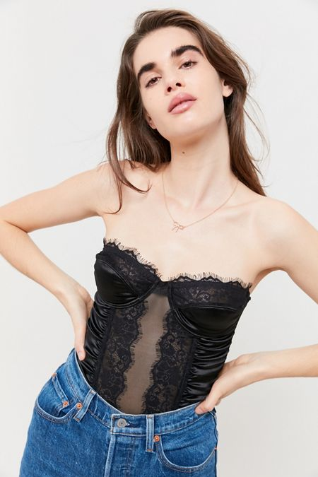 top fashion good looking cheapest Strapless - Going Out Tops for Women | Urban Outfitters