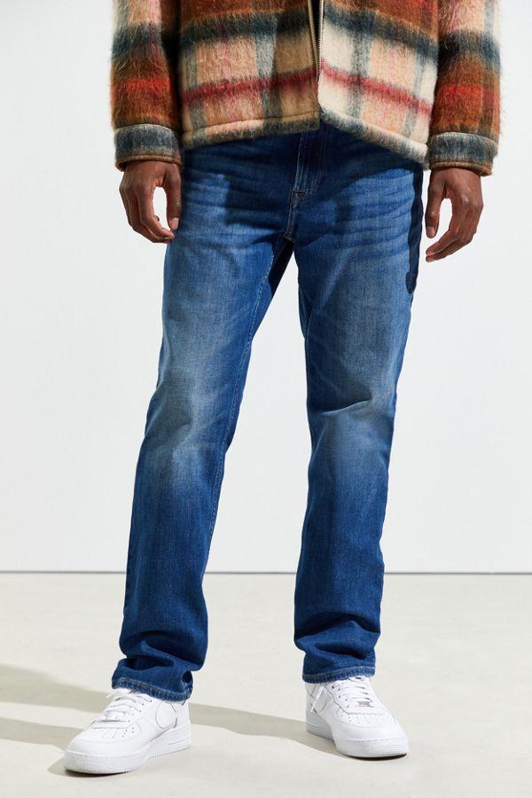 Calvin Klein Prairie Straight Jean by Calvin Klein