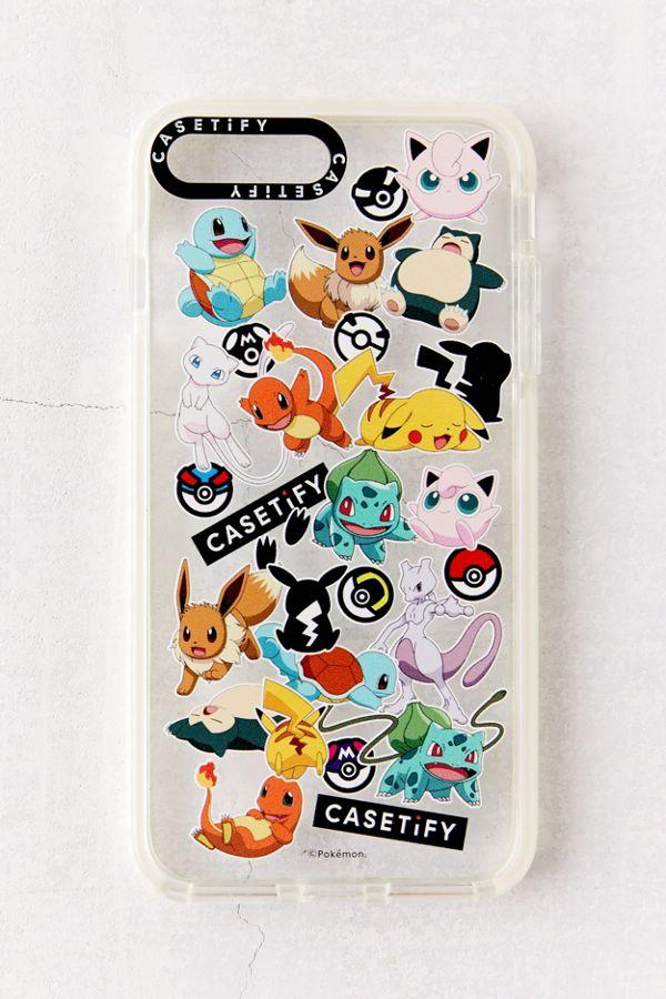 Stickers Pokemon.Casetify Pokemon Stickers Impact Iphone Case