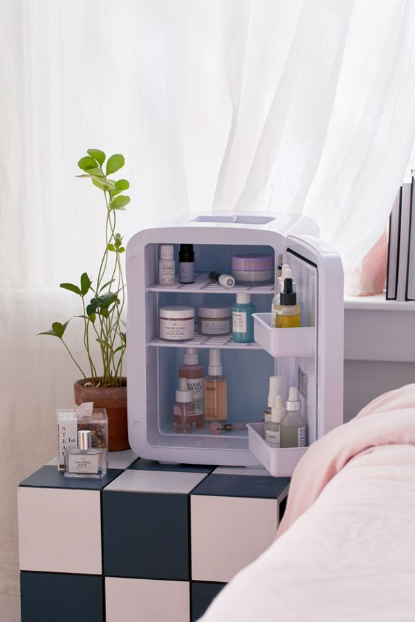 Cooluli Vibe Mini Beauty Refrigerator by Cooluli