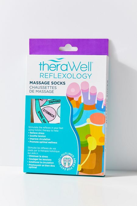 Essence Reflexology Massage Socks