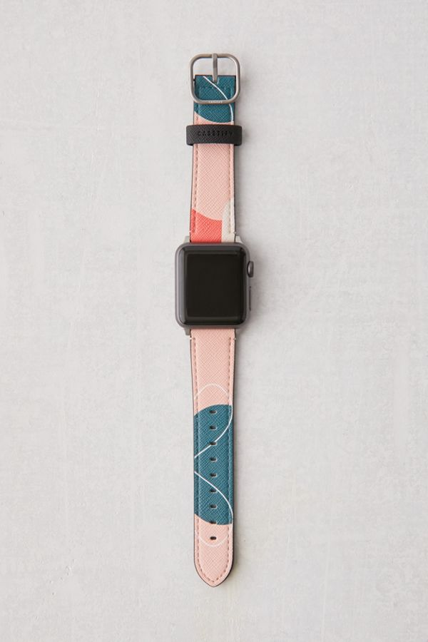 casetify-x-poketo-coral-reef-apple-watch-strap by casetify