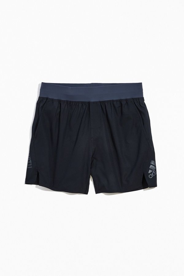 adidas shorts zip pockets